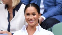 Pregnant Meghan Markle wears $230 maternity jeans to drop Archie off at school — and they're selling fast!