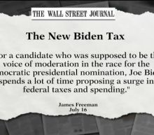Kamala Harris tops Joe Biden in new poll