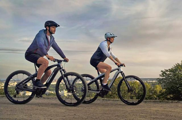 Porsche's luxury electric bikes are coming out this spring
