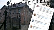 'Unimaginable': Outpouring of disgust after 'horrifying' act at cemetery near Auschwitz