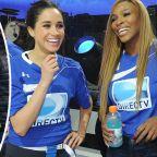 'A lot of effort': Serena Williams spills on Meghan Markle's baby shower
