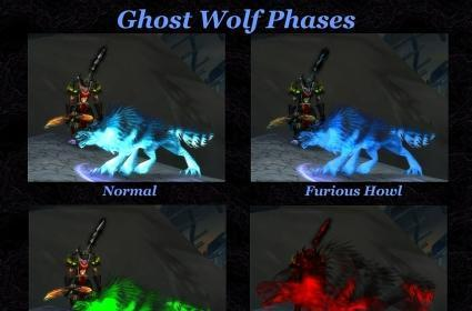 Ghost Wolf graphic goodness
