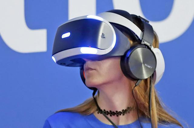 PlayStation VR now supports 360-degree YouTube videos