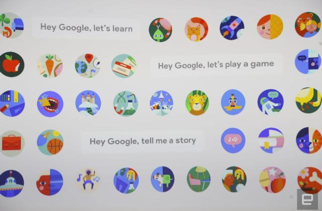 Google Assistant will tell your kids a bedtime story