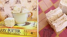 Stop everything! Butterbeer marshmallows exist