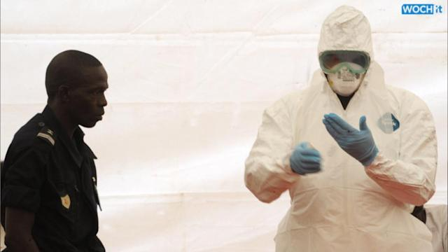 Senegal Confirms Its 1st Case Of Ebola