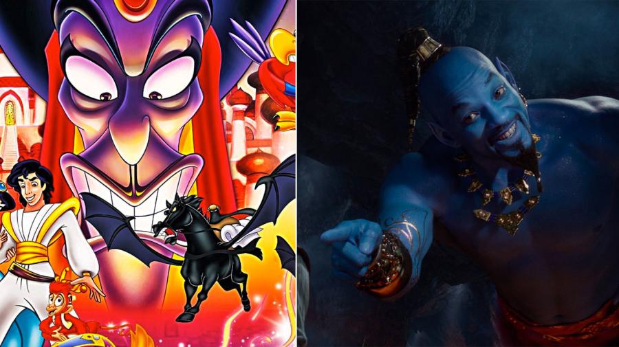 'Aladdin 2' won't adapt the 1994 straight-to-video sequel 'Return of Jafar'