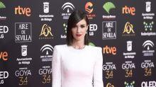 Paz Vega: elegancia minimalista en los Premios Goya 2020