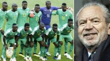 TV star forced to apologise over 'racist' Senegal tweet