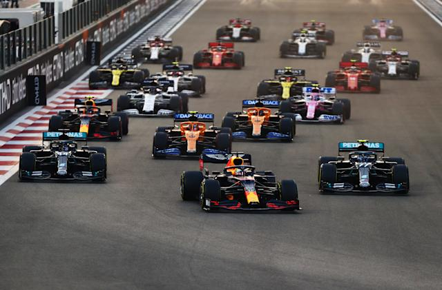 F1 boss says the series has had 'substantive' discussions with Amazon