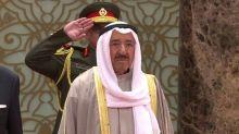 Emir do Kuwait morre aos 91 anos