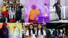 Reebok celebrates new collection with pop-up ice rink in NYC