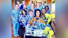 Mom collecting hundreds of Hawaiian shirts for her son, fellow soldiers overseas