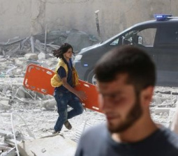 Syria announces new offensive, diplomats fail to renew truce