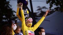 Cyclisme - SLV - Pour Tadej Pogacar, il est «compliqué de fêter la victoire» dans le Tour