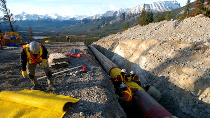 'Self-inflicted wound': Pipeline delays cost economy billions