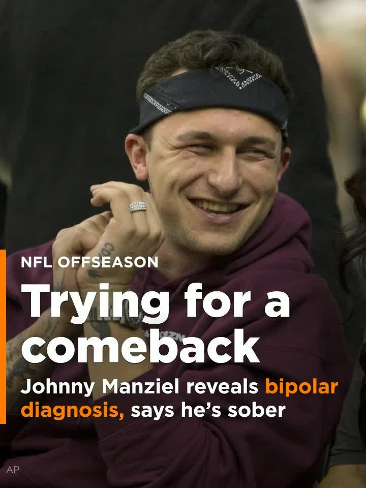 Johnny Manziel Prognosis