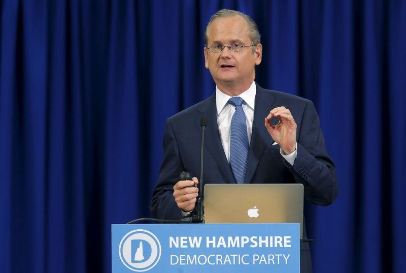 Harvard professor Lessig sues NY Times for 'clickbait defamation' over Jeffrey Epstein story