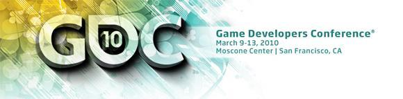 GDC 2010 schedule and speakers partially revealed