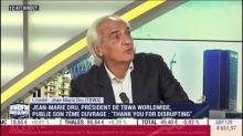 """Le rôle des patrons ne se limite plus à """"vendre des produits ou des services"""", estime Jean-Marie Dru"""