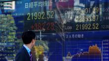 La Bolsa de Tokio retrocede un 0,13 % al cierre hasta los 22.764,68 puntos
