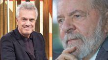 Pedro Bial diz que só entrevista Lula com detector de mentiras