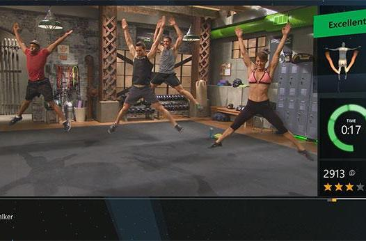 Slim down at home with P90X for Xbox Fitness