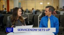 ServiceNow Sets Up