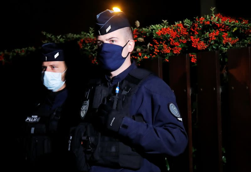French police face worst nightmare: an attacker they never saw coming