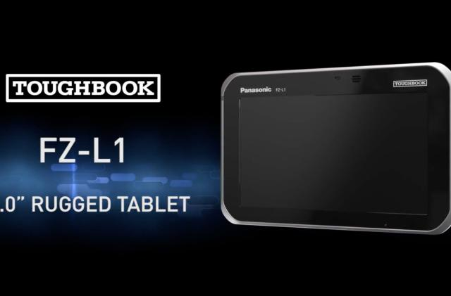 Panasonic's Android Toughbooks can swap batteries on the fly