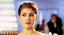 Rosamund Pike Says She Was Asked to 'Drop' Her Dress During Audition for 'Die Another Day'