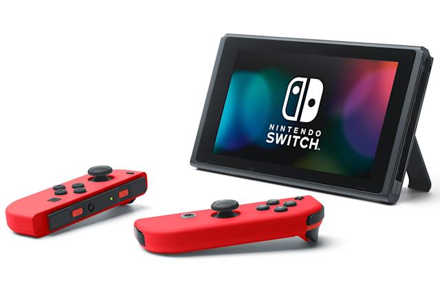 Nintendo Switch sales have surpassed the Wii U
