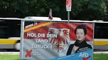 Right-wing German party AFD leads polls ahead of regional elections