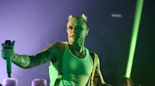 The Prodigy frontman Keith Flint has died at age 49