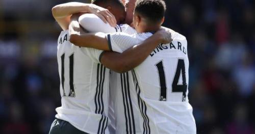 Foot - ANG - 34e journée de Premier League : Manchester United s'impose à Burnley