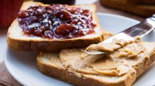 What Happens to Your Body When You Eat a PB&J Sandwich