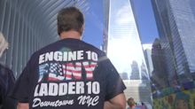 Family and friends remember 9/11 victims in NYC