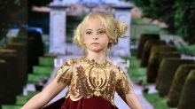 Double amputee model makes history walking in New York Fashion Week show