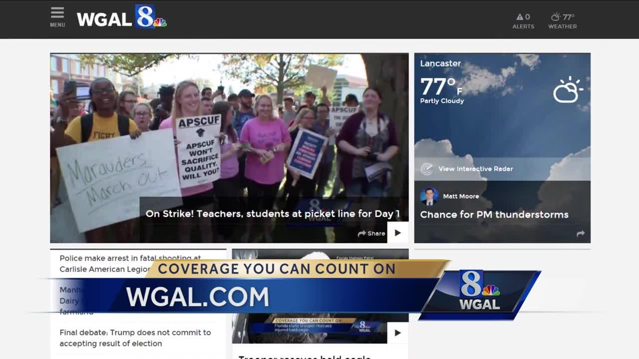 Introducing the all-new WGAL com!