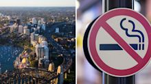 'More nanny state madness!': Sydney council slammed for CBD smoking ban