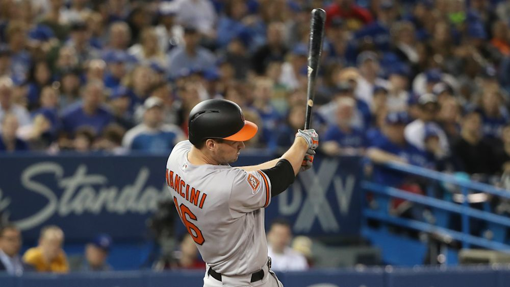 Orioles use magic bat to hit four home runs among three players