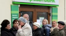Ukraine nationalises country's largest bank