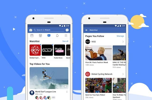 Facebook Watch could soon play music videos