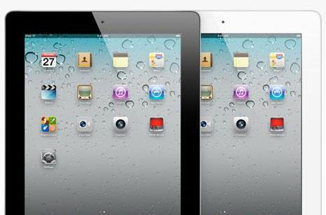 iPad brand four times stronger than competing tablets