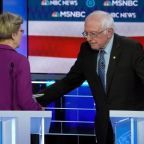 Debate shows Bernie Sanders could win most votes but be denied nomination