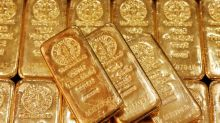 Gold rally falters ahead of U.S. growth data