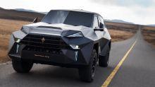 Karlmann King, el SUV más caro del mundo y también el menos discreto
