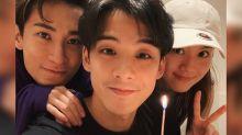 Dickson Yu, Chrissie Chau spark romance rumours again
