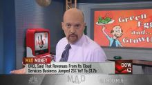 Cramer: The market is saying there's no real loser in Dis...