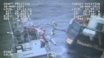 Coast Guard's High-Seas Rescue